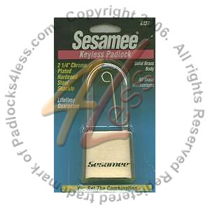 Sesamee Combination Locks